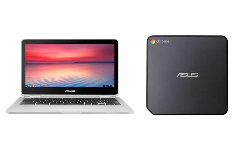Chromebook vs Chromebox