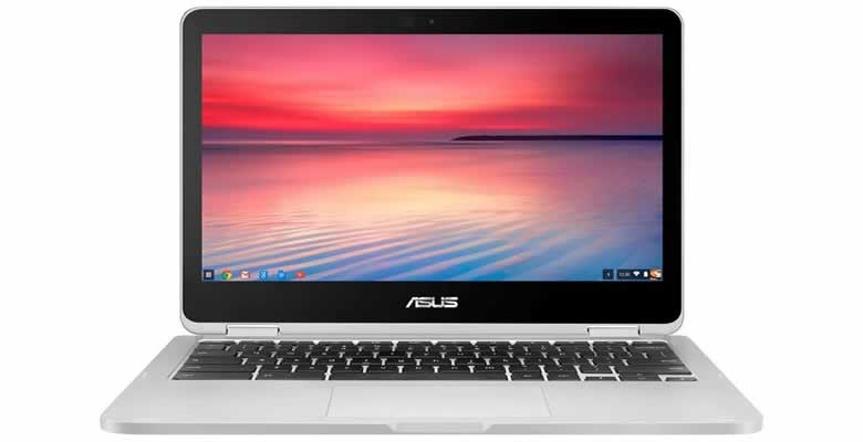 The Asus Chromebook Flip C302 comes in seventh place in the 2019 Best Chromebook guide