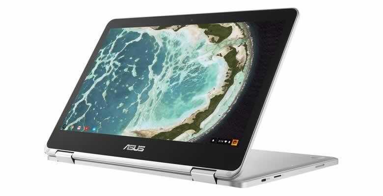 The Asus Chromebook Flip C302