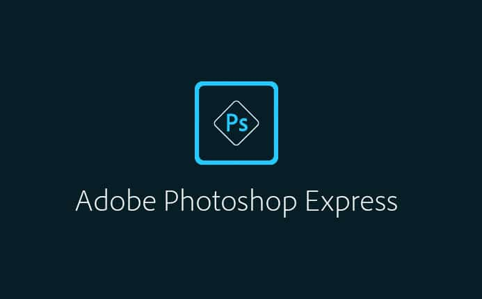 Photoshop Express Android App for Chromebook