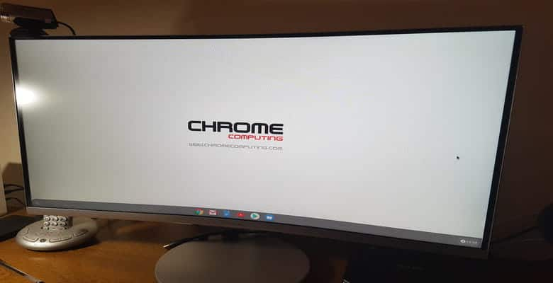 you can choose your own display with a Chromebox