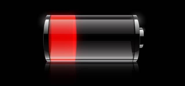 Chromebook battery life