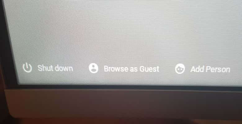 How to add a guest user to your Chromebook