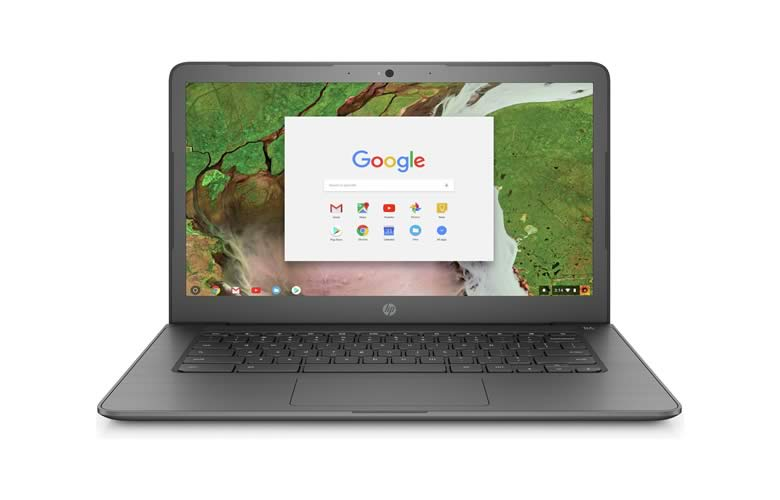 HP Chromebook 14 G5 - Great budget Chromebook with Android Apps