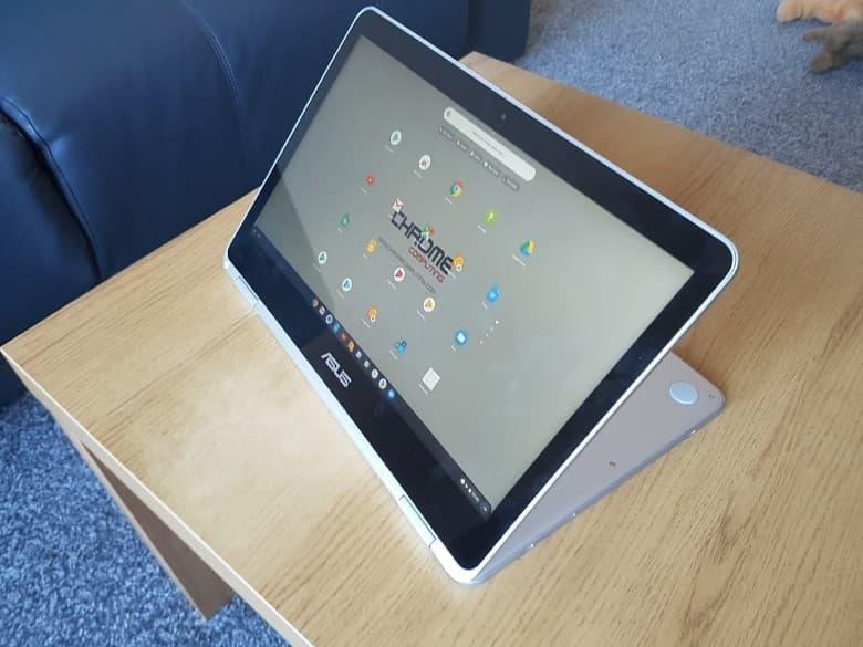 Asus C302 Chromebook Review