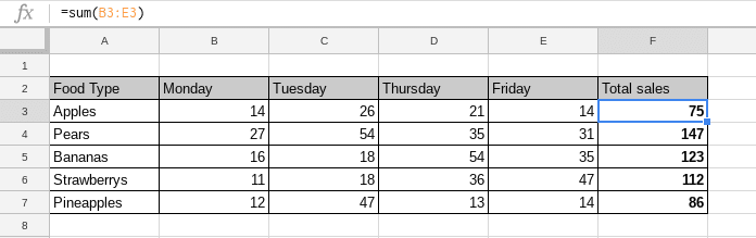 how to add rows in google sheets