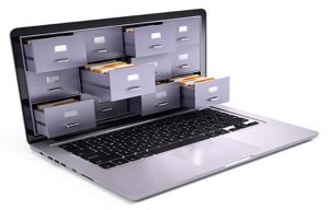 Storage for a Chromebook