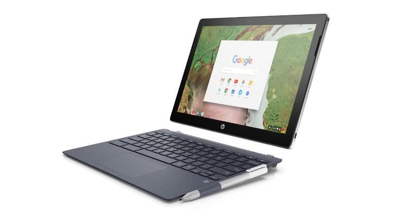 HP X2 Chromebook comes in 6th place in the Chromebook top ten.