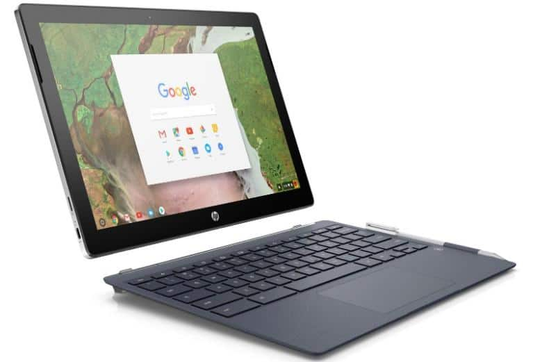 HP Chromebook X2 review