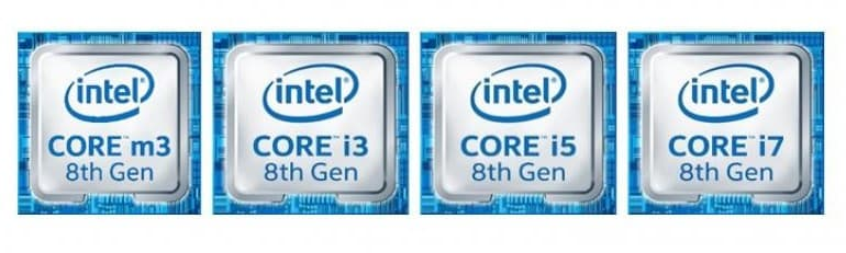 The Asus C434 comes with an 8th generation M3 processor.
