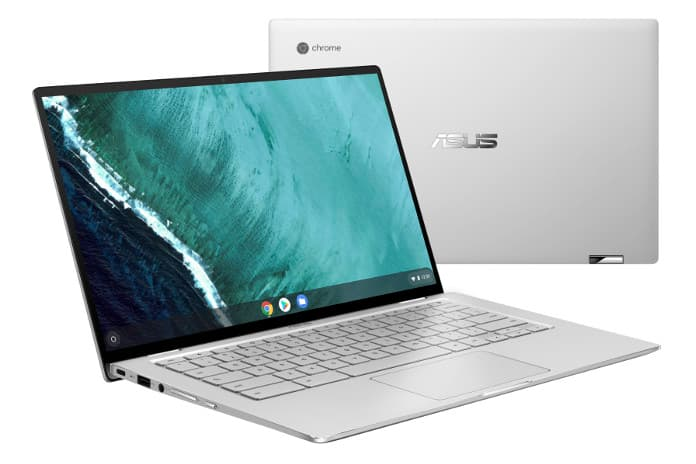 Top ten Chromebooks in 2020 - Asus C434 Chromebook