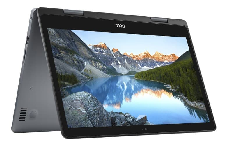 Dell 14 Chromebook can be used as a tablet or laptop