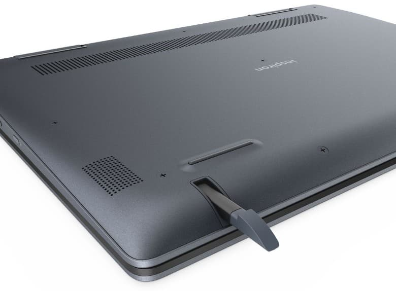 Dell 14 Chromebook storage space for Stylus