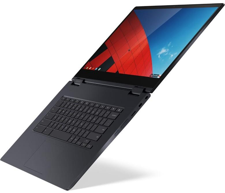 The Lenovo Yoga is a hybrid and can be used as a laptop or tablet