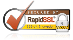 Chrome Computing is secured by Rapid SSL