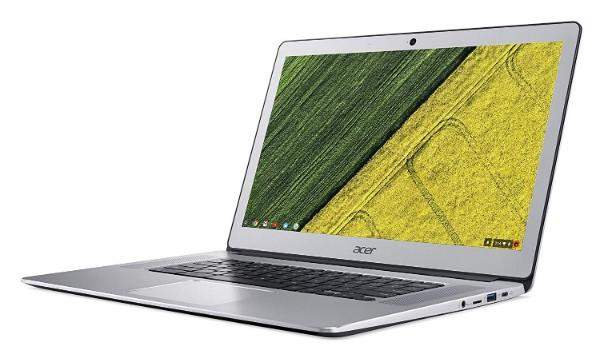 The Acer 15 has a fantastic display
