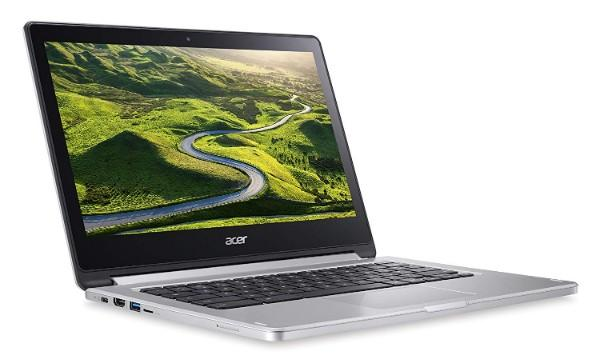 Acer R13 Chromebook has a Full HD display
