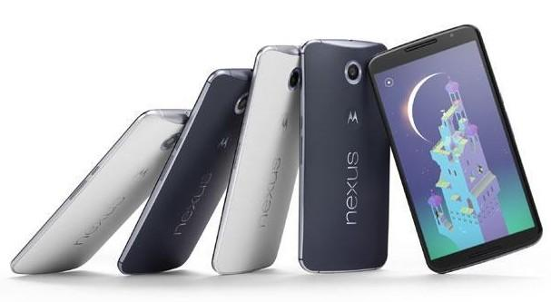 The Nexus phone used Android