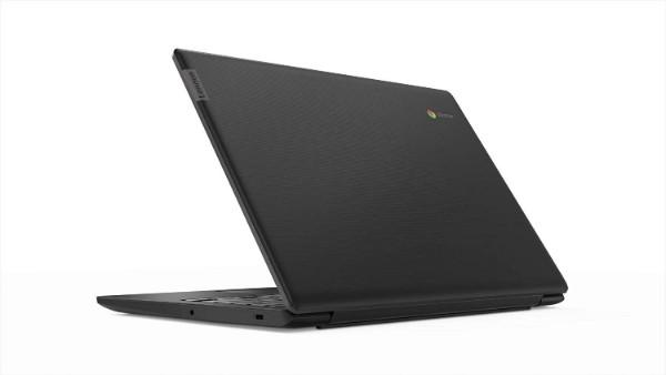 all over plastic chassis of the S330 Chromebook