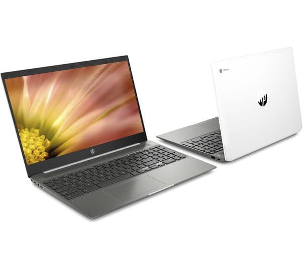 HP launches three variants of the HP Chromebook 15
