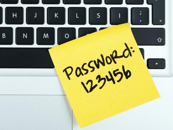 Passwords were weak in the 1980s