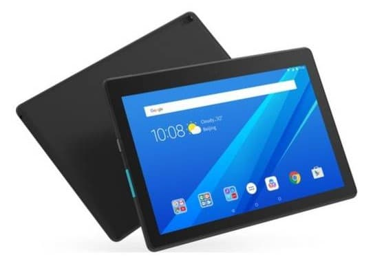 Lower resolution Android Tablets are more suitable to children and older people who struggle with small text