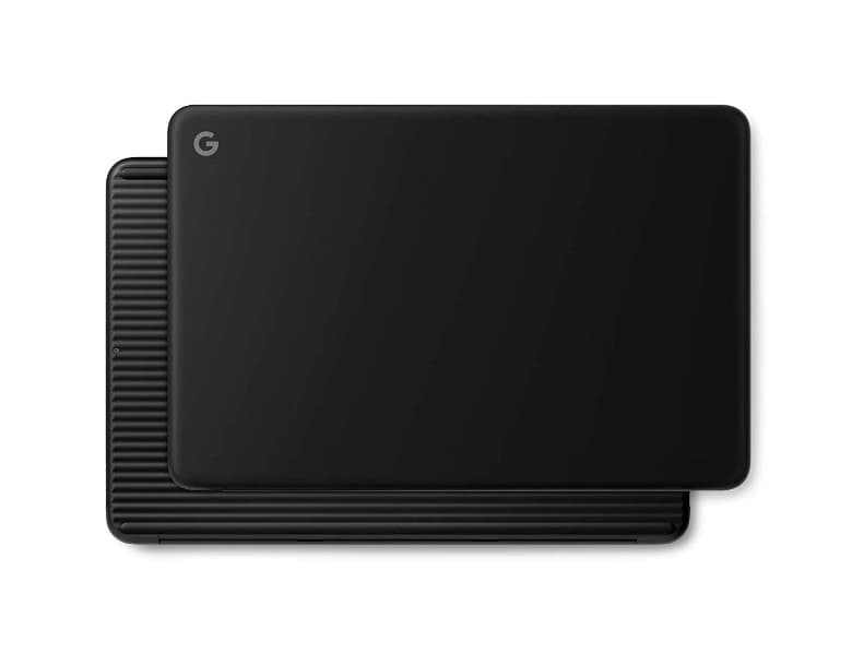 The Pixelbook go comes in black and nearly pink