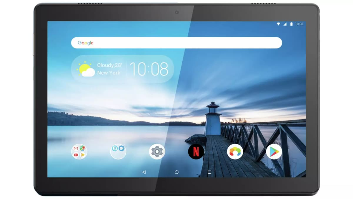 Direct Comparison - Lenovo E10 vs M10 tablet