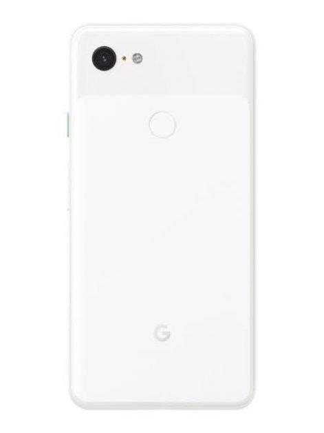 Pixel 3 in white