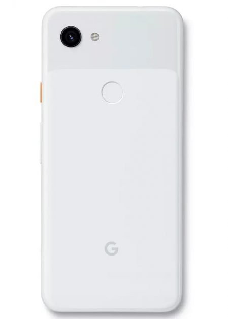 Pixel 3A available in white