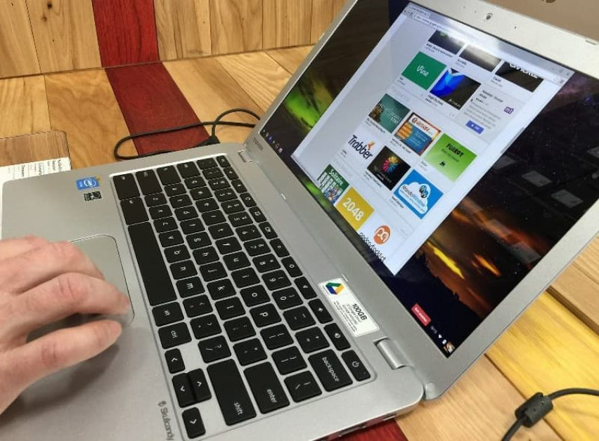 mid-range Chromebook
