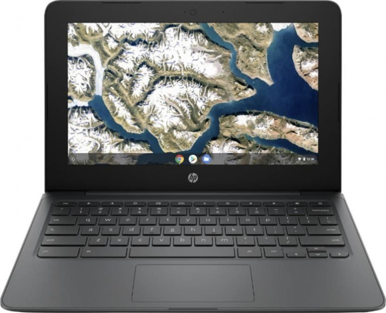 HP Chromebook 11a has huge bezels around the display