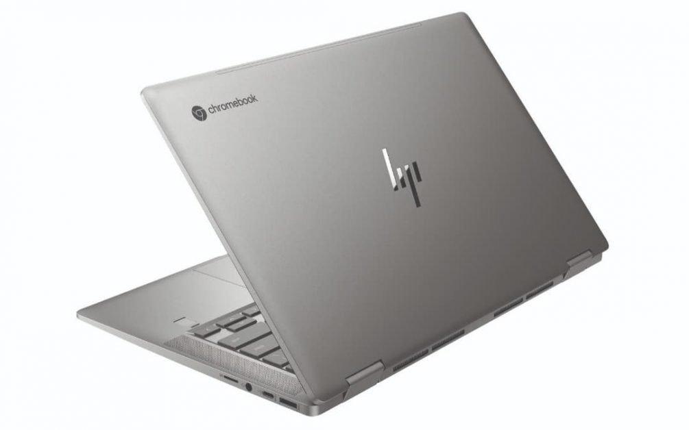 The new HP x360 14c Chromebook