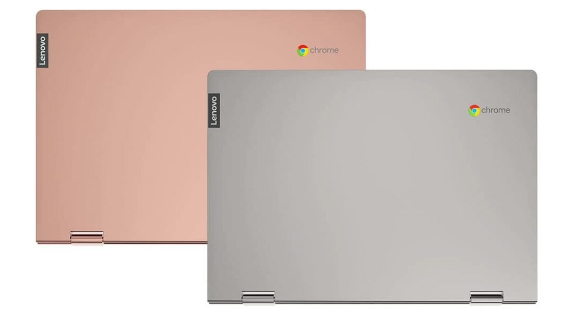 Lenovo C340 Review - It comes in two colours, which is rose and silver