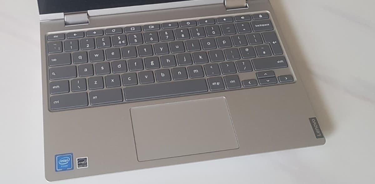 Lenovo C340 keyboard