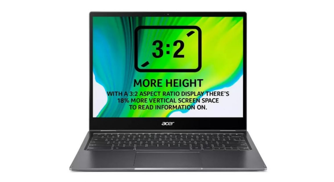 Top ten Chromebooks 2020 - Acer Spin 713 Chromebook