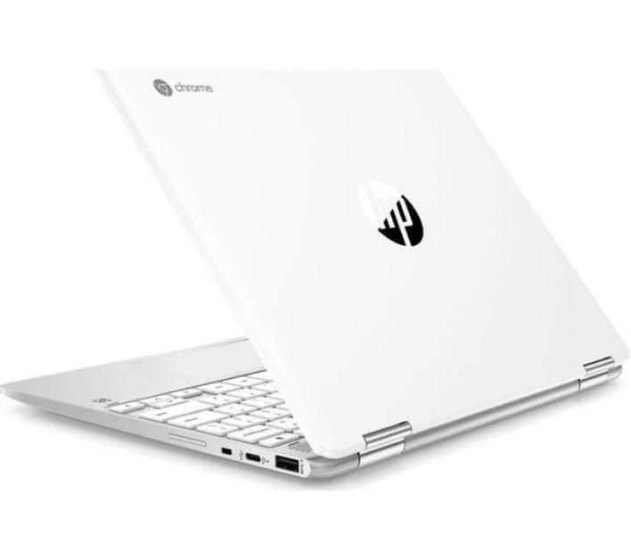 HP x360 12b Chromebook build quality is good