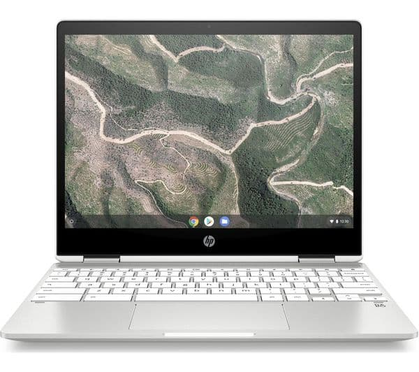 HP x 360 12b Chromebook