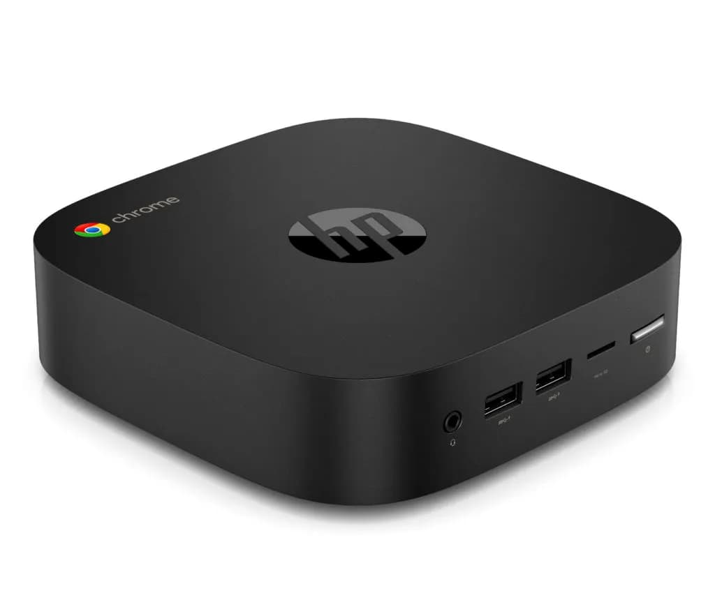 HP to launch the new Chromebox G3