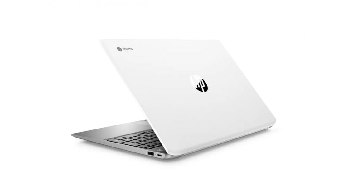 HP 15b Chromebook review - The laptop looks great