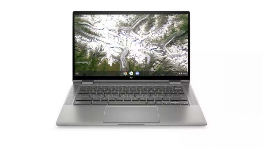 top ten chromebooks in 2020 - HP x360 14c Chromebook