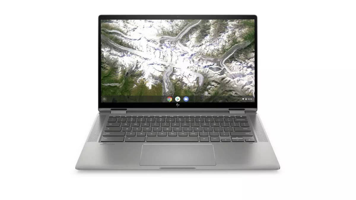 HP x360C Chromebook on offer for $449 at Best Buy