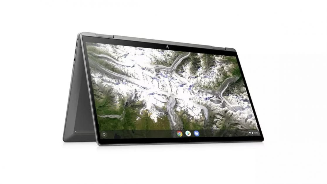 HP x 360 14c is a Hybrid 2-in-1 Chromebook