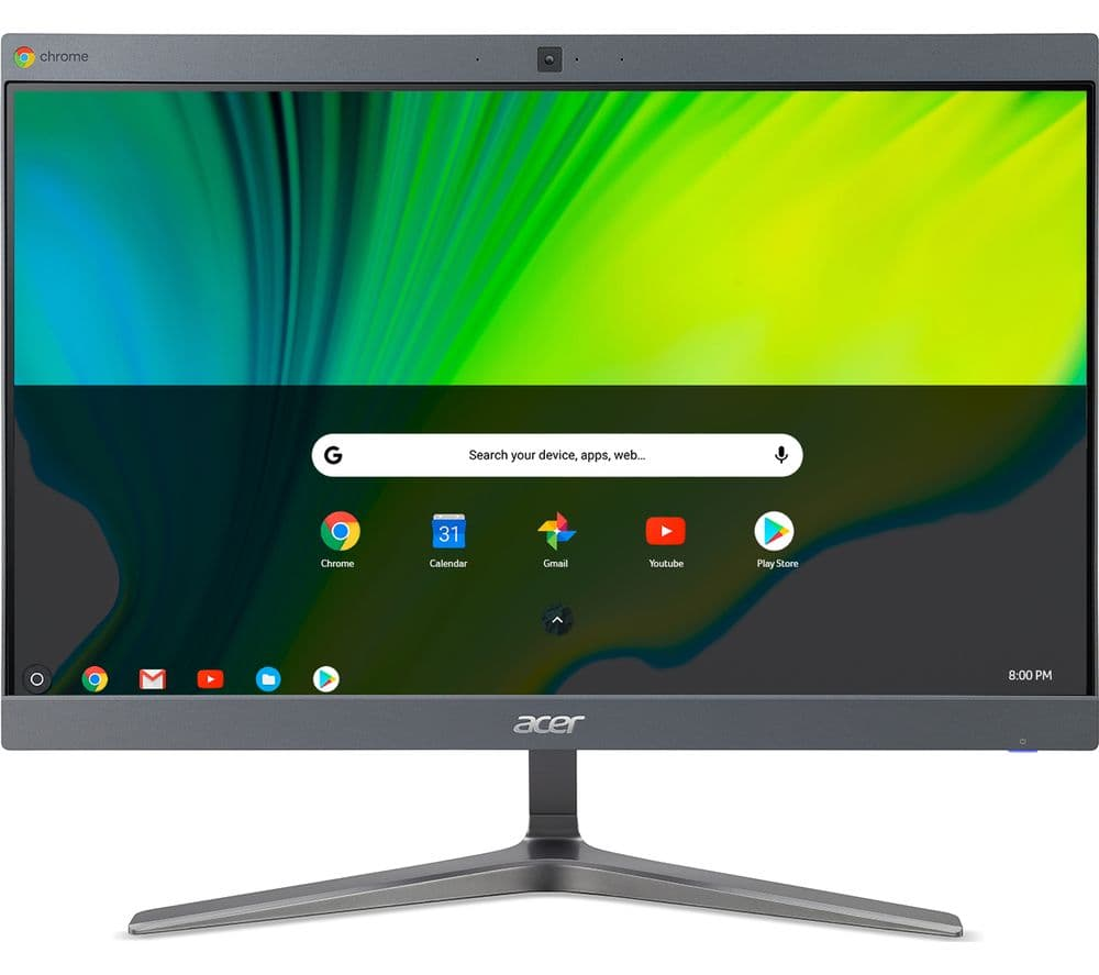 Acer Chromebase perfect for the minimalist Chrome OS Desktop setup