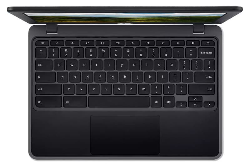 Acer 311 Chromebook keyboard