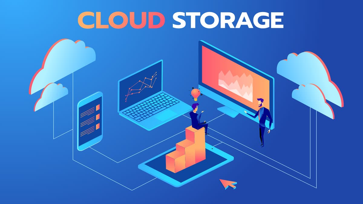 Storing files in the cloud on your Chromebook