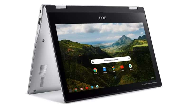 Acer Spin 311 Chromebook review