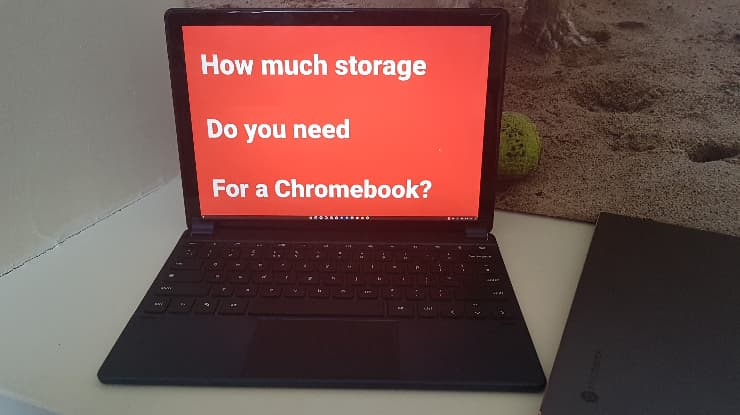 Considering buying a new laptop - you need a lot of storage space