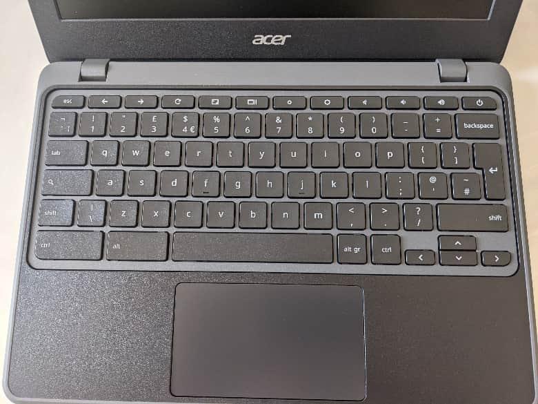 Acer 311 keyboard