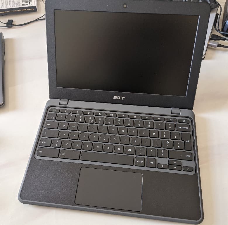 Acer 311 is a great budget Chromebook